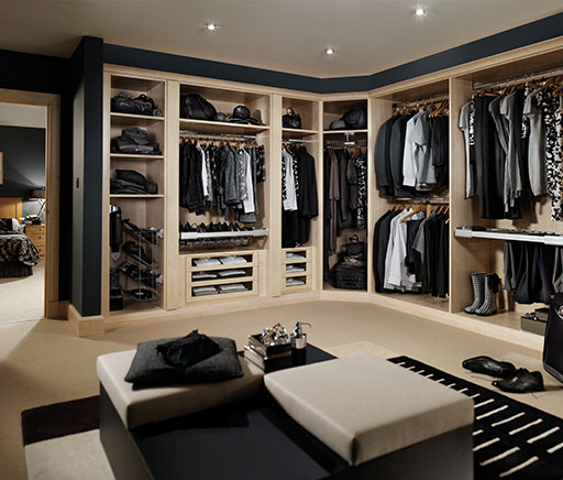 Stylish Dressing Rooms