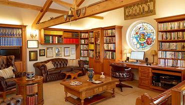 Enjoy your bespoke furniture