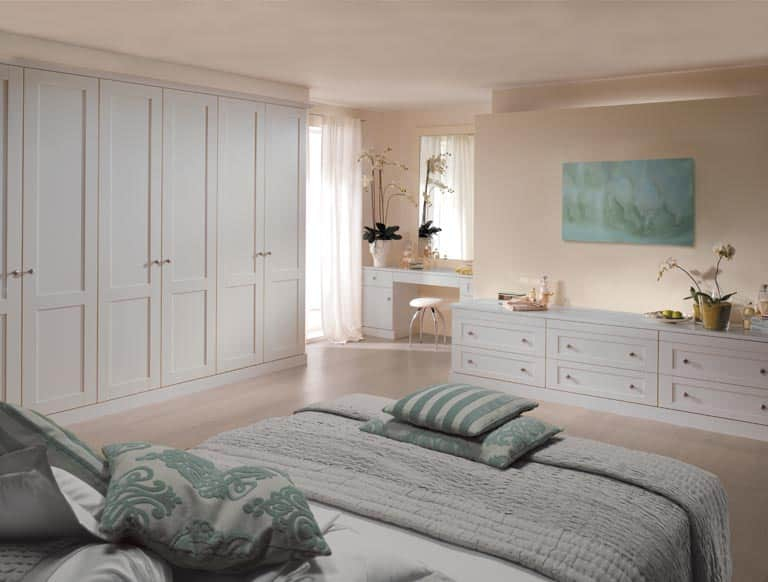 Verona bedroom in Palace Grey