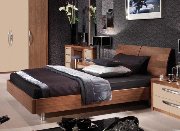 Bespoke measured bed frame