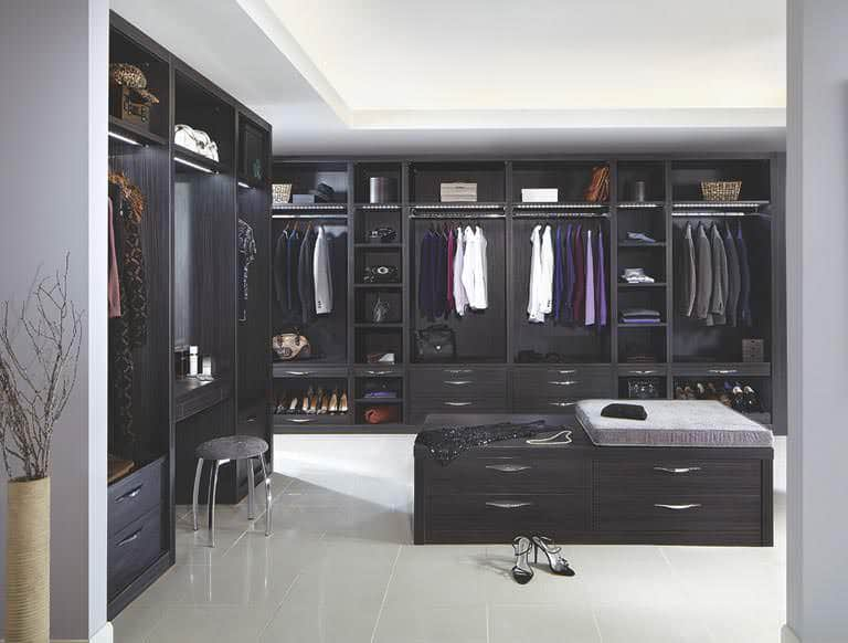 Walk In Wardrobes And Dressing Rooms Stylish Living