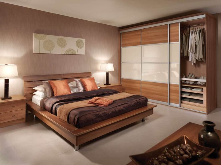 Strachan contemporary sliding wardrobe doors