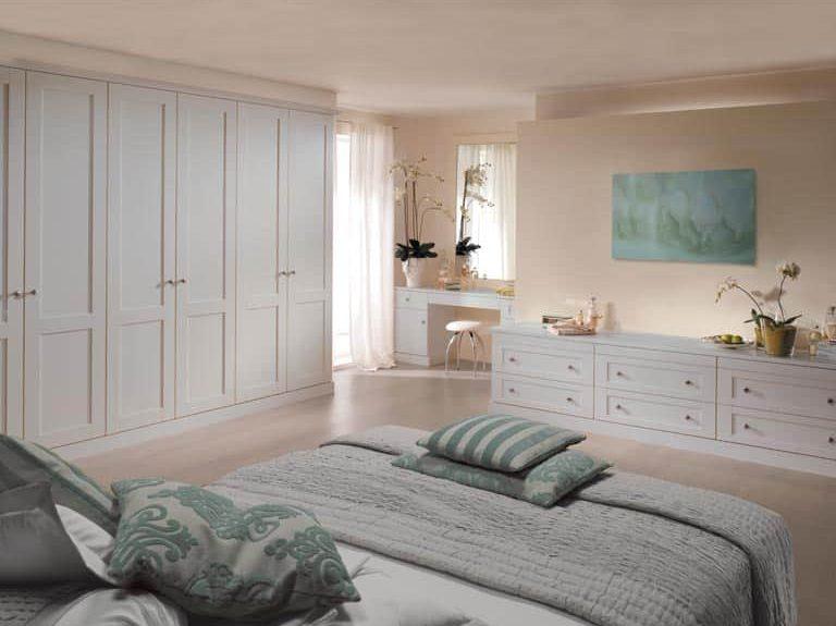 Verona bedroom in Palace Grey