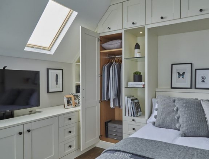 Bedroom Storage Options