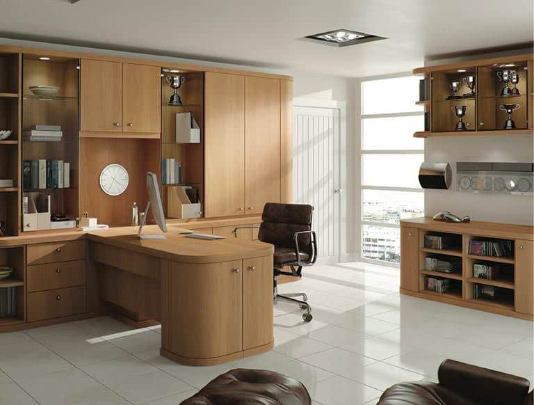 Fitted Home Office Furniture That Makes Work A Pleasure