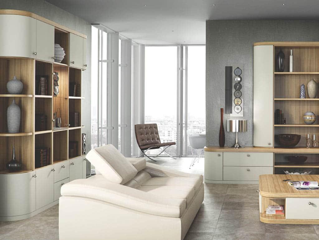 Bespoke lounge furniture project