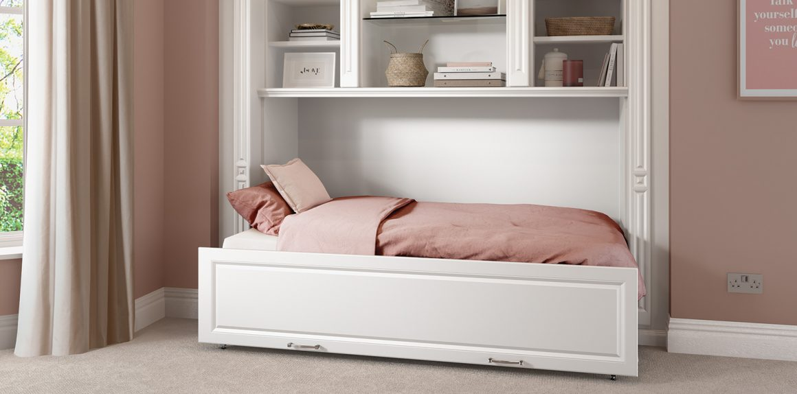 Side Fold Pull Down Bed