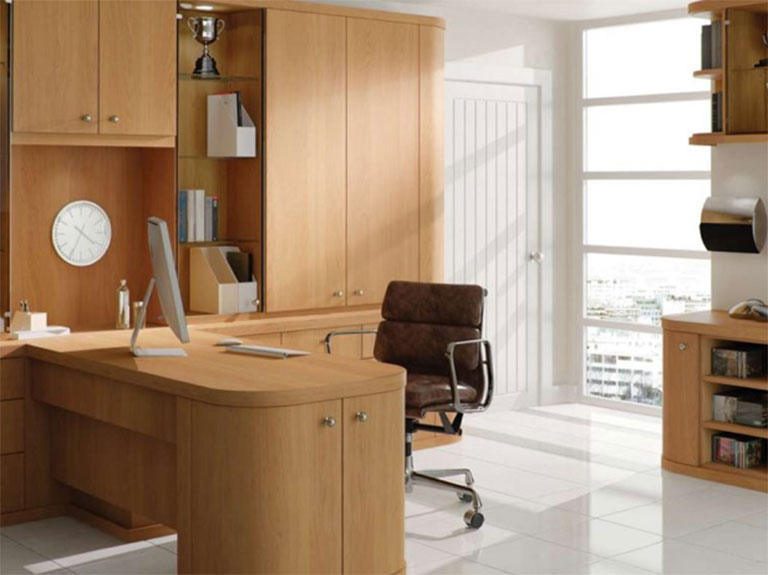 Strachan Contemporary Fitted Office