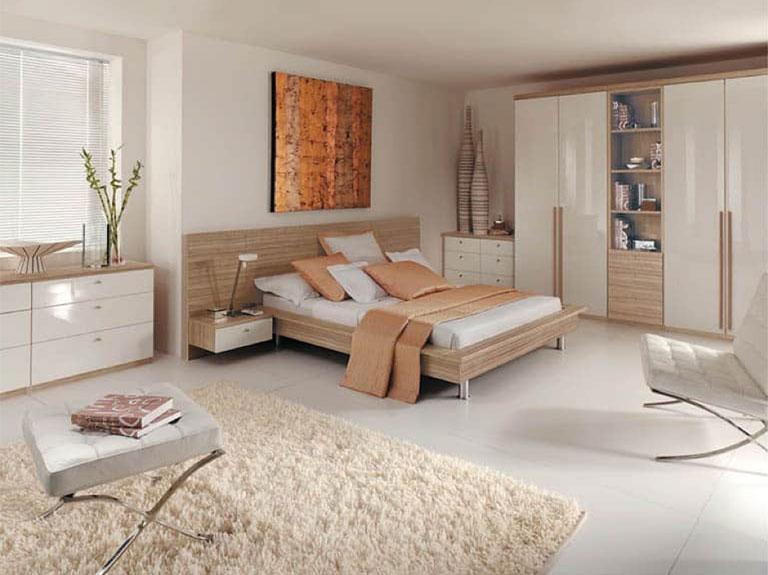 Strachan contemporary bedroom