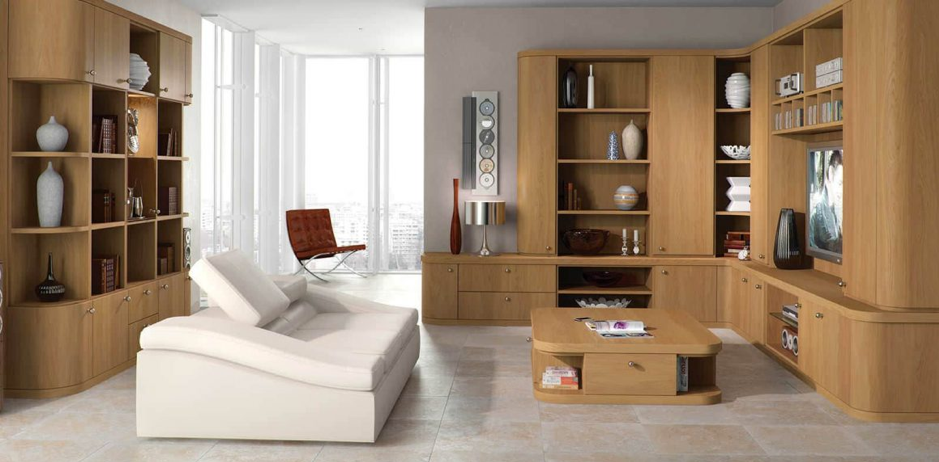 What is soft contemporary style