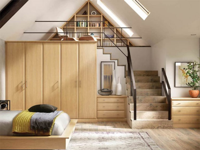 What is modern style interior?