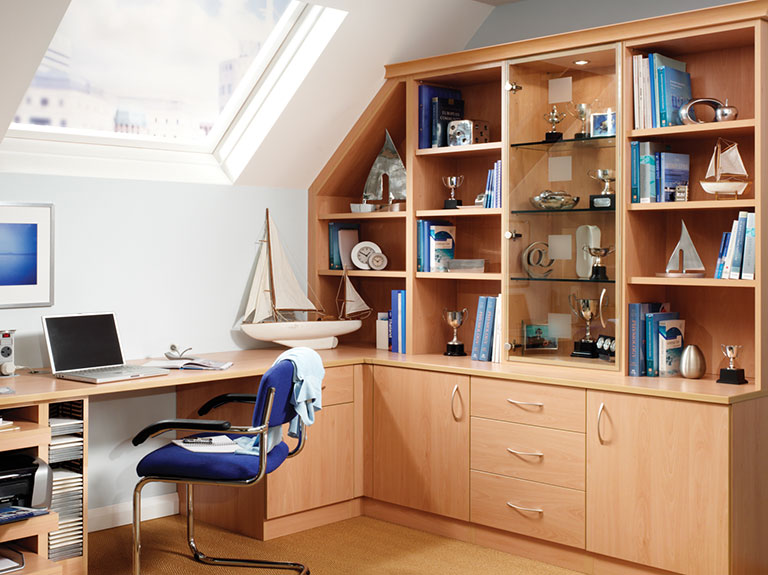 Home Study Furniture The Inside Story On Strachan Fitted Home Offices Strachan
