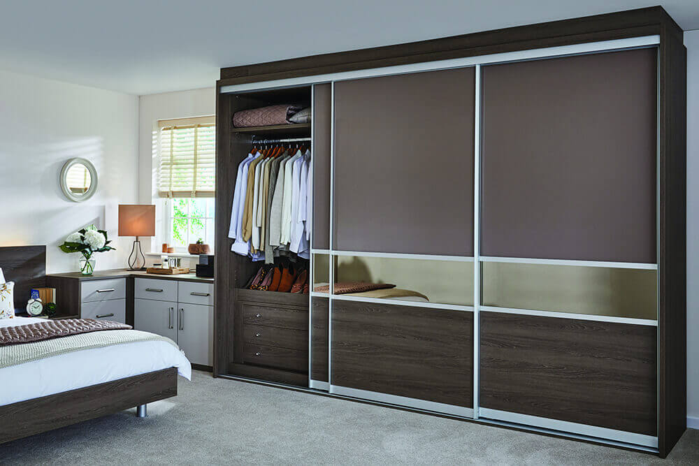 Strachan Furniture Sliding Wardrobe Doors