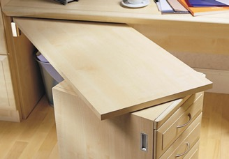 Strachan Furniture Pull Out Desk