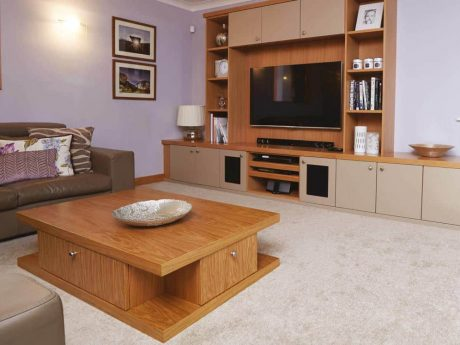 Case study showing Optima fitted lounge