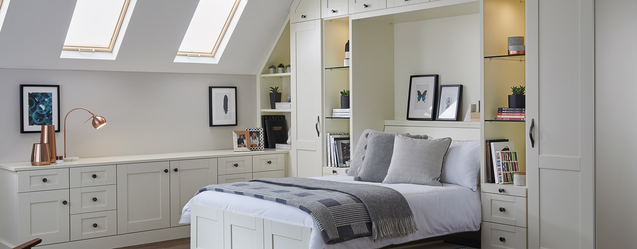New Fitted Furniture Ranges