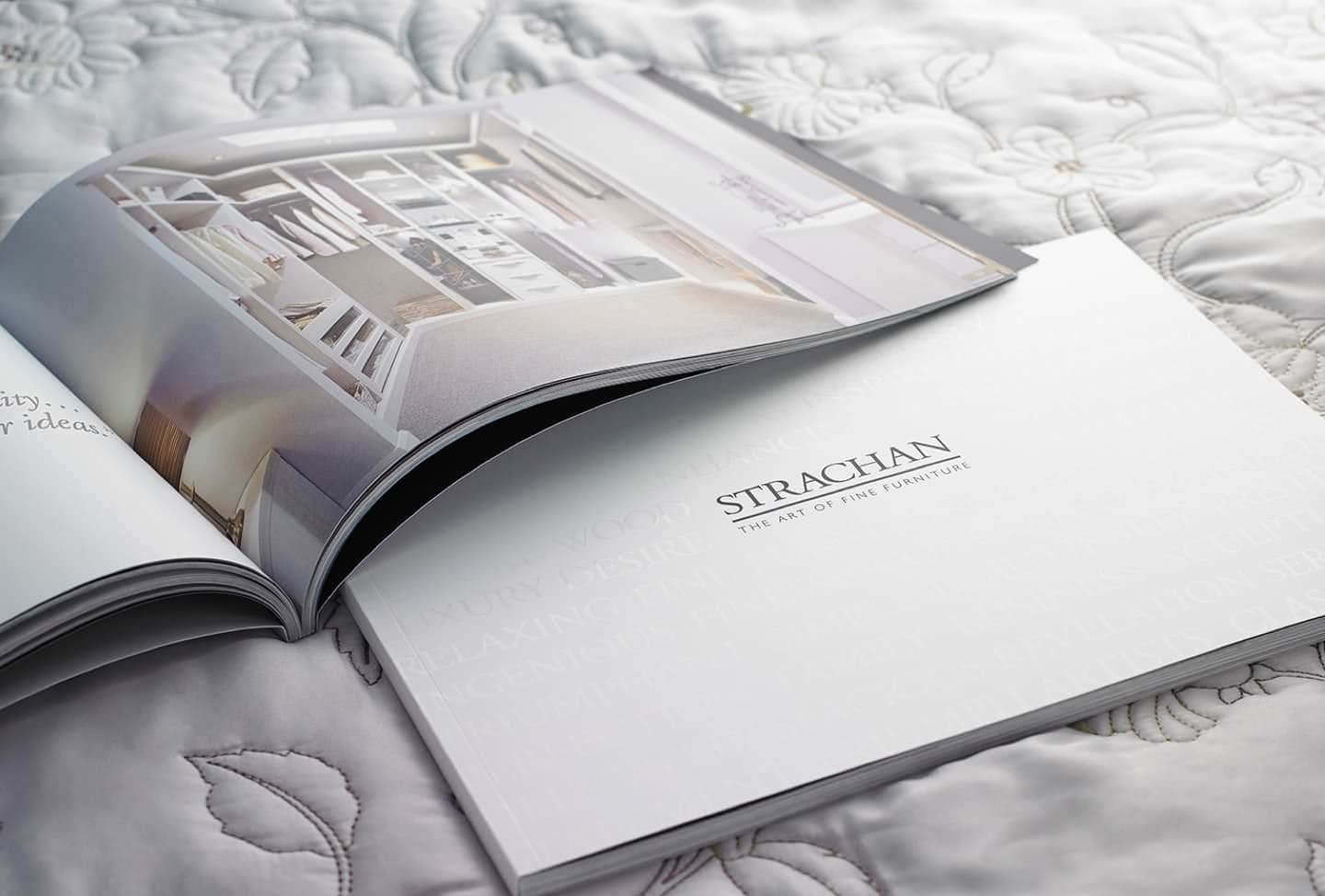 Request a new Strachan brochure