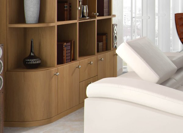 Bespoke furniture with concealed storage space