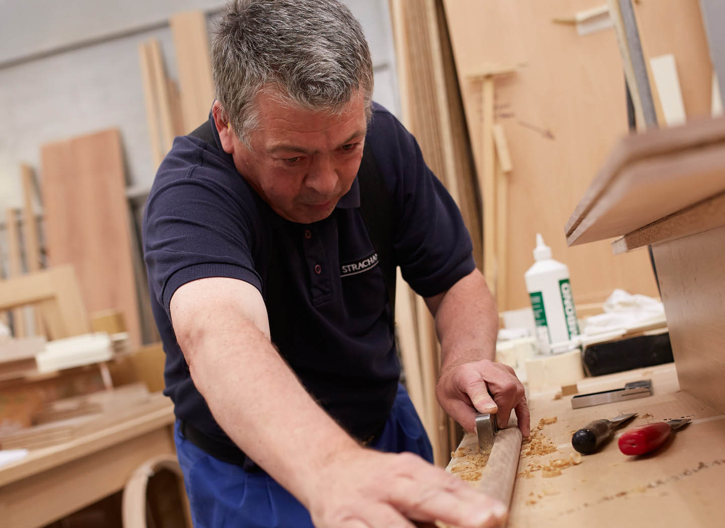 Lovingly crafted furniture from Strachan