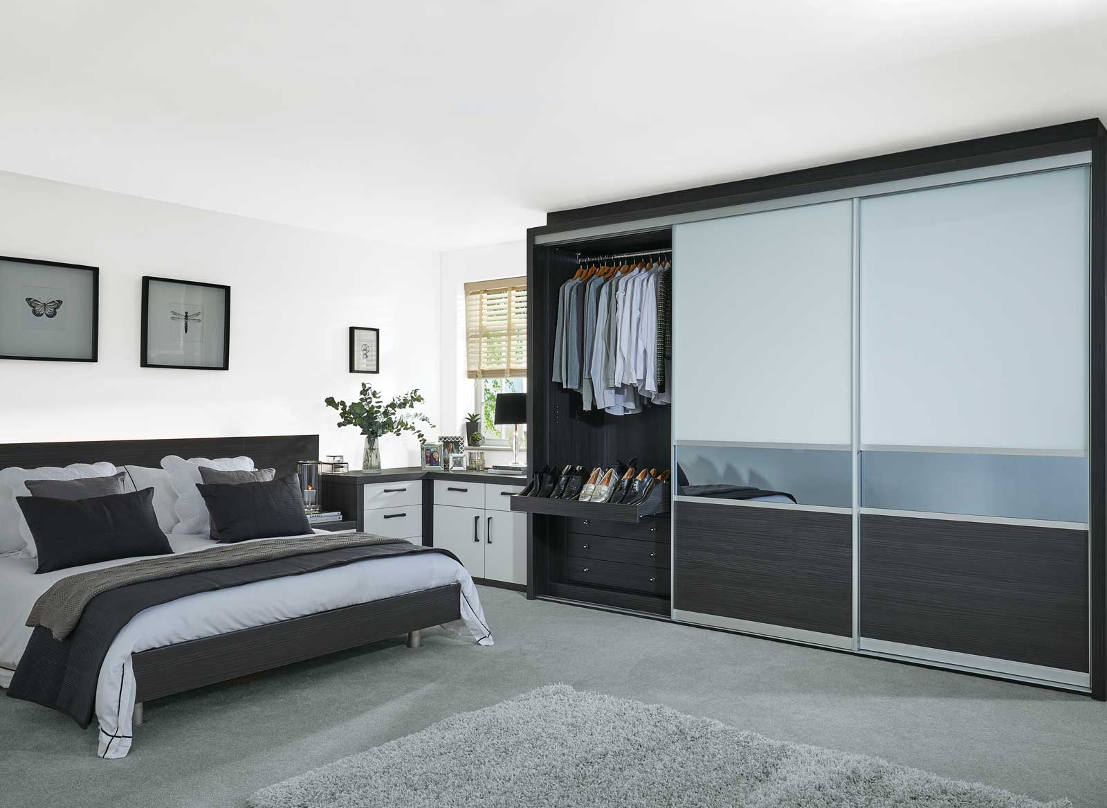 Milano Sliding Wardrobe Door