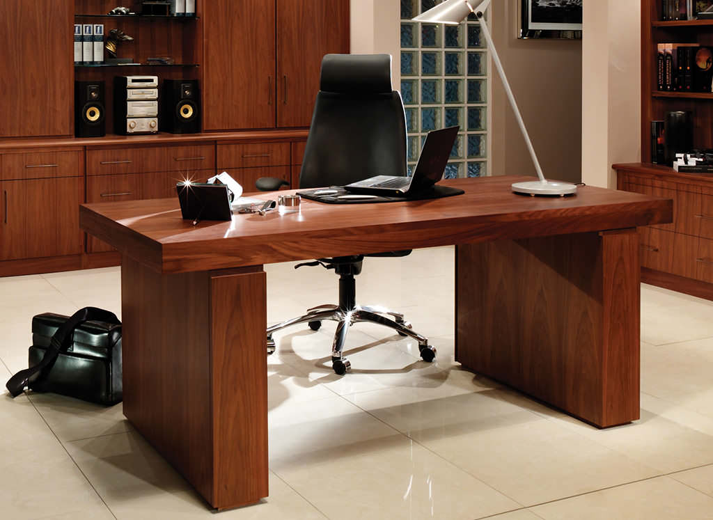 Siena American Black Walnut Home Office By Strachan