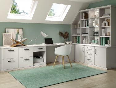 Toscana Fitted Loft Office
