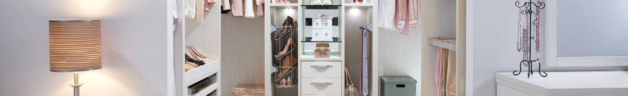 Walk in wardrobes and dressing rooms: What's the difference?